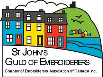 St. John's Guild of Embroiderers logo
