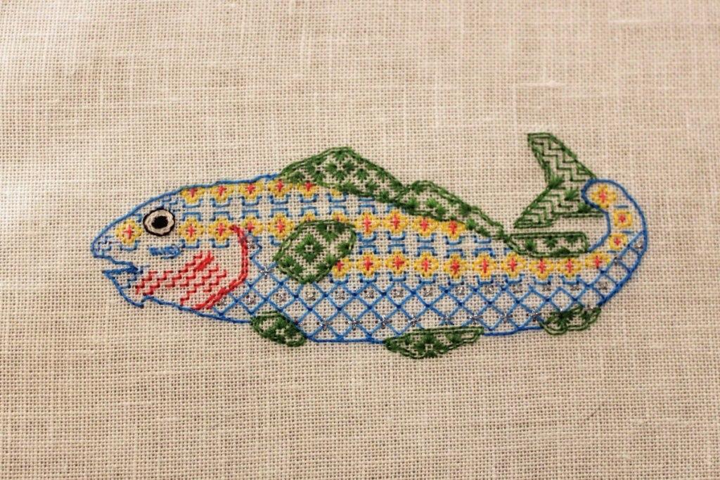 Codfish in Wessex
