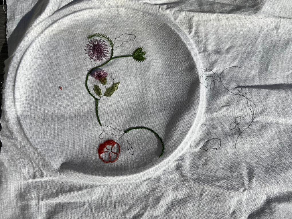 Surface stitching